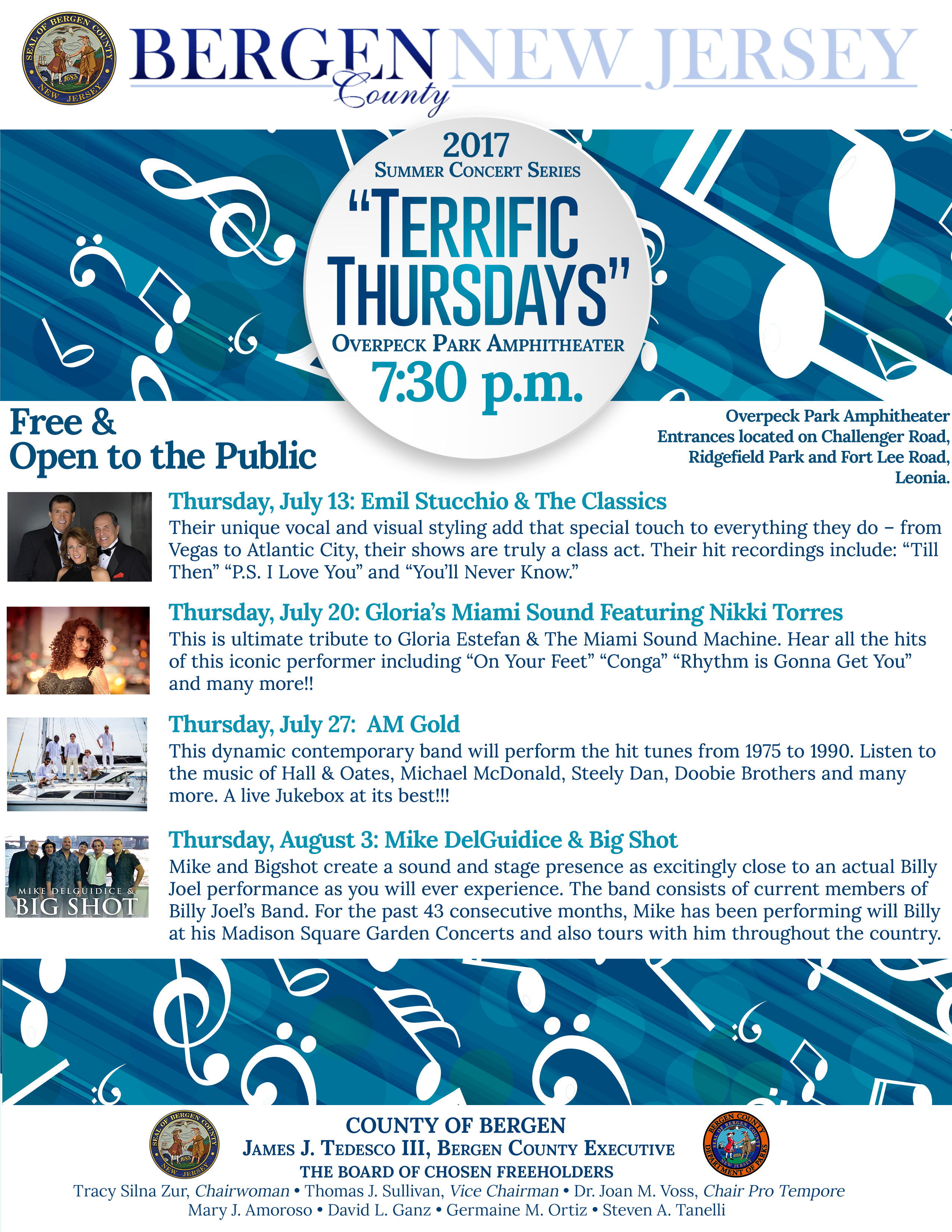 Free Concerts & Movies